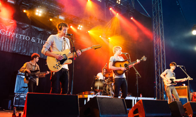 Geppetto & The Whales – Crammerock 2012